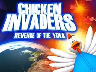���� ������ ������ Chicken Invaders