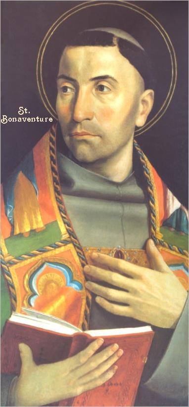 Children's Rosary: Novena to St. Bonaventure