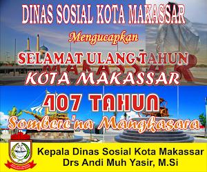 HUT Kota Makassar ke 407