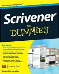 Scrivener for Dummies book cover