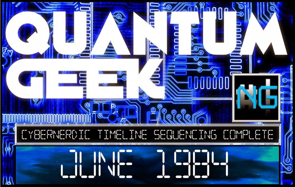 NerdGenious.com's Quantum Geek Ghostbusters special review
