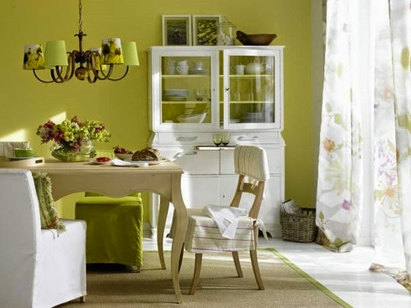 Deco verde que te quiero verde decoraci n for Colores para afuera de la casa
