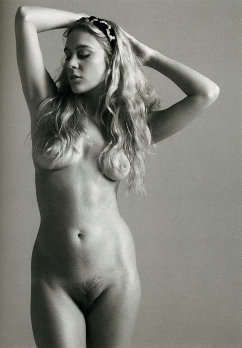 Chloë Sevigny – Full Frontal Nude with Hairy Pussy