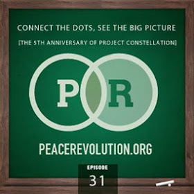 peace revolution: episode031 - connect the dots, see the big picture