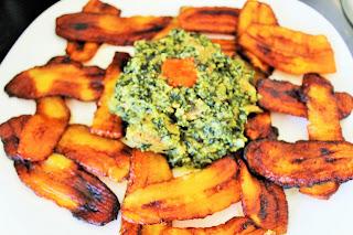 Recette De Cuisine Camerounaise Ndole - iam hana banana