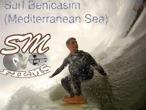 Surf Benicasim Otoño 2012 Mediterranean sea Marc Santamaría