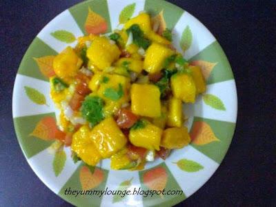 How to Make Mango Salsa Recipe