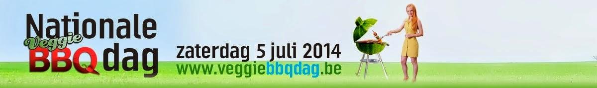 Nationale Veggie BBQ dag