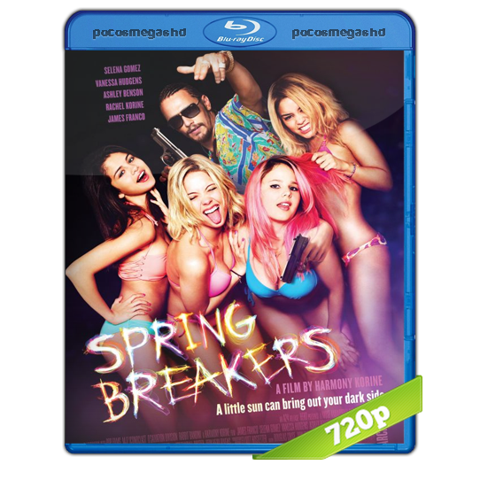 Spring Breakers | 2013 | BRRip 720p | Audio Ingles | SUB ESPAÑOL (peliculas hd )