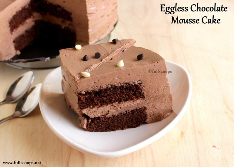Chocolate mousse cake recipe in urdu