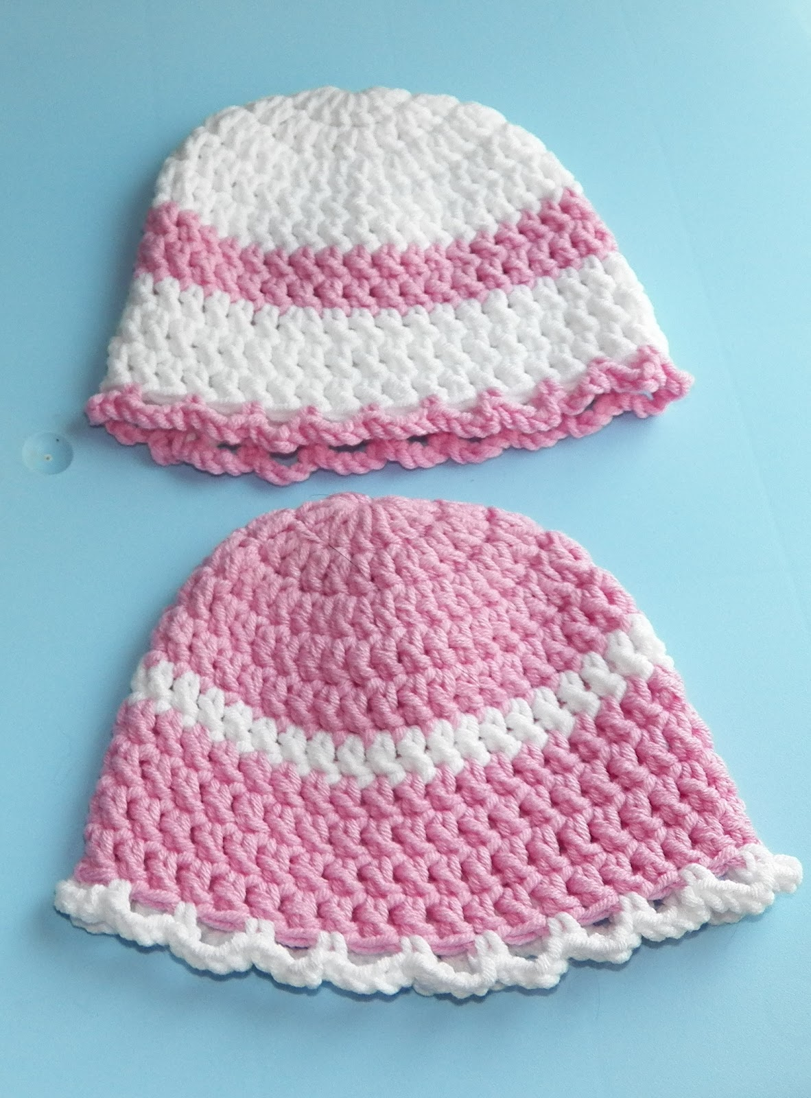 Crochet Patterns Baby Bee Yarn : Crochet Attic: Crochet Baby Projects...Tah Dah!