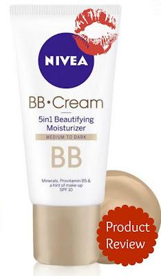 Nivea BB Cream 5in1 Blemish Balm review
