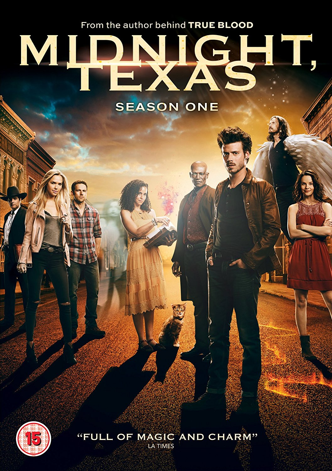 Midnight Texas Season1 พากย์ไทย EP1 – EP5