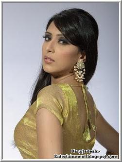 Bangladeshi model  Bidha sinha mim