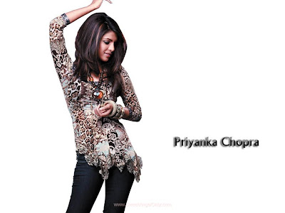 Priyanka Chopra Wowing Wallpaper for Don 2