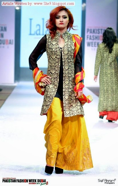 Pakistan Fashion Week Dubai 2014-15 Season-2
