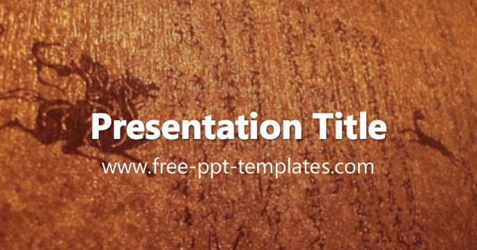 Powerpoint History Template