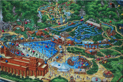 My trip to tambun teaser mieranadhirah as you can see from the map the place is pretty huge and there are a lot to do and a lot to see you shouldnt miss the hot springs and the gumiabroncs Image collections