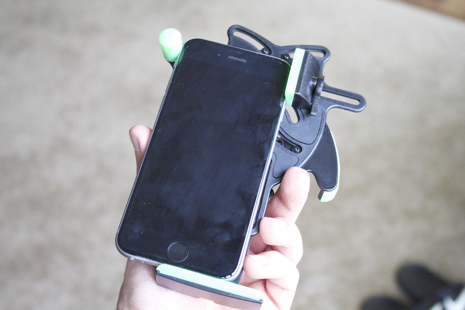 iphone telescope adapter mount