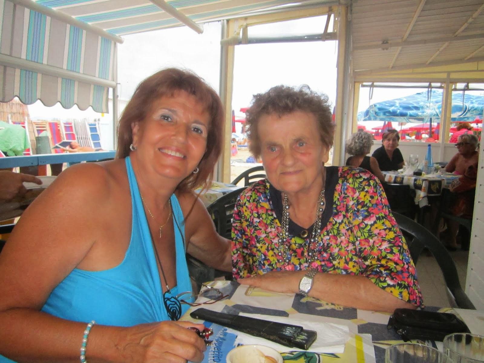 Acr e Ketti.. ricordando Lina!