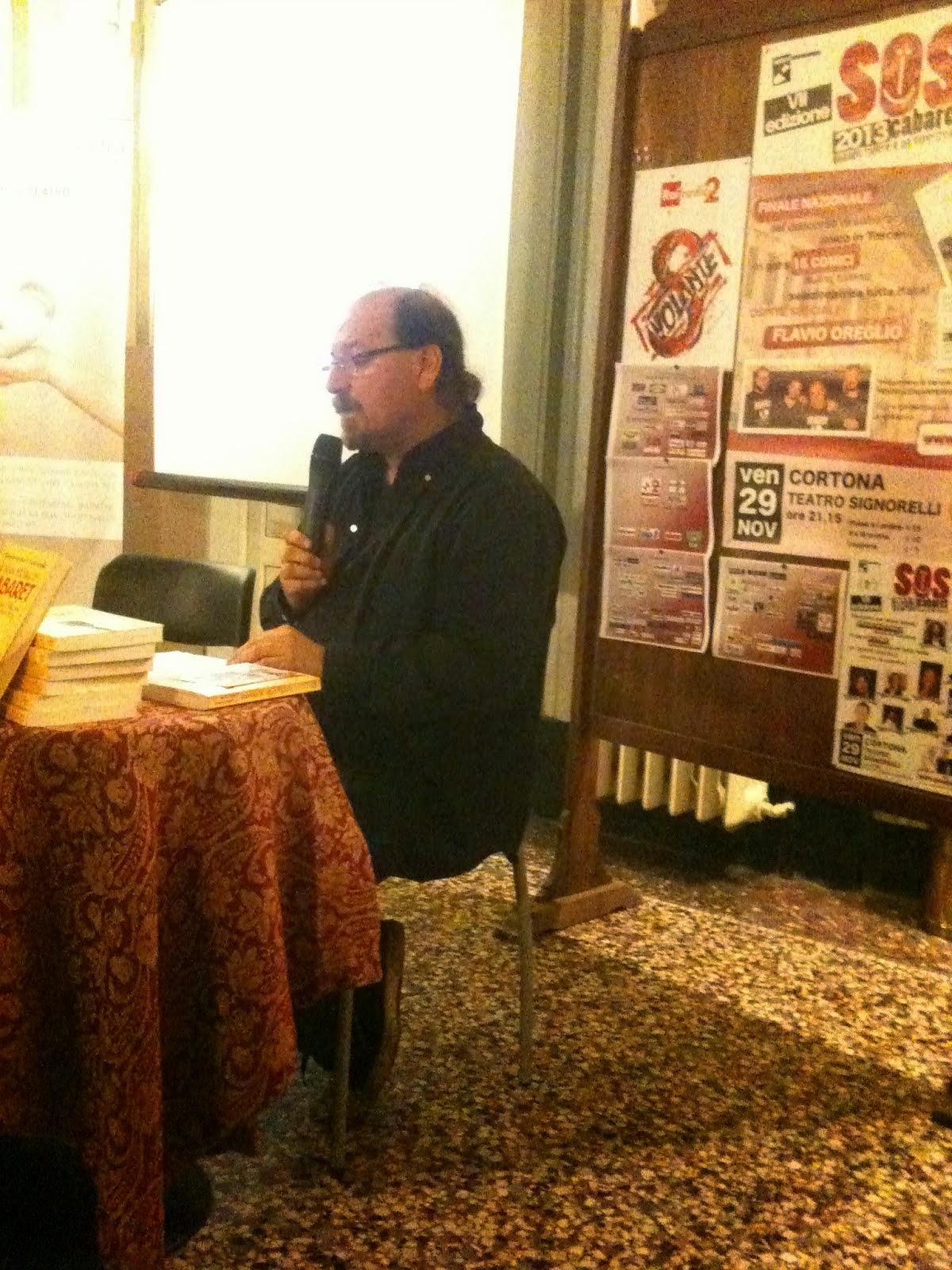 Laboratorio sul Cabaret con Flavio Oreglio