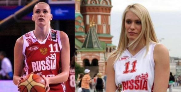 Maria Stepanova, Pemain Basket Paling Cantik dan Seksi