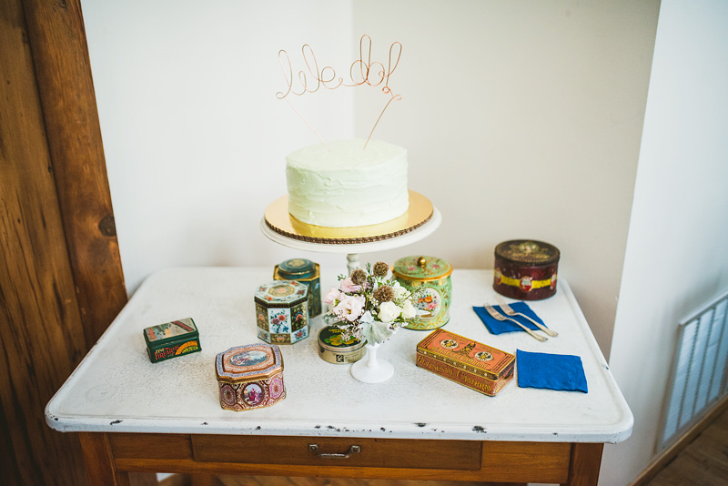 Chicago Vintage Wedding Details