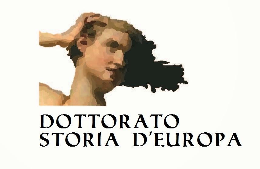 Dottorato di Ricerca Storia d'Europa