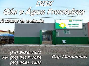 DISK Gás e Água Fronteiras