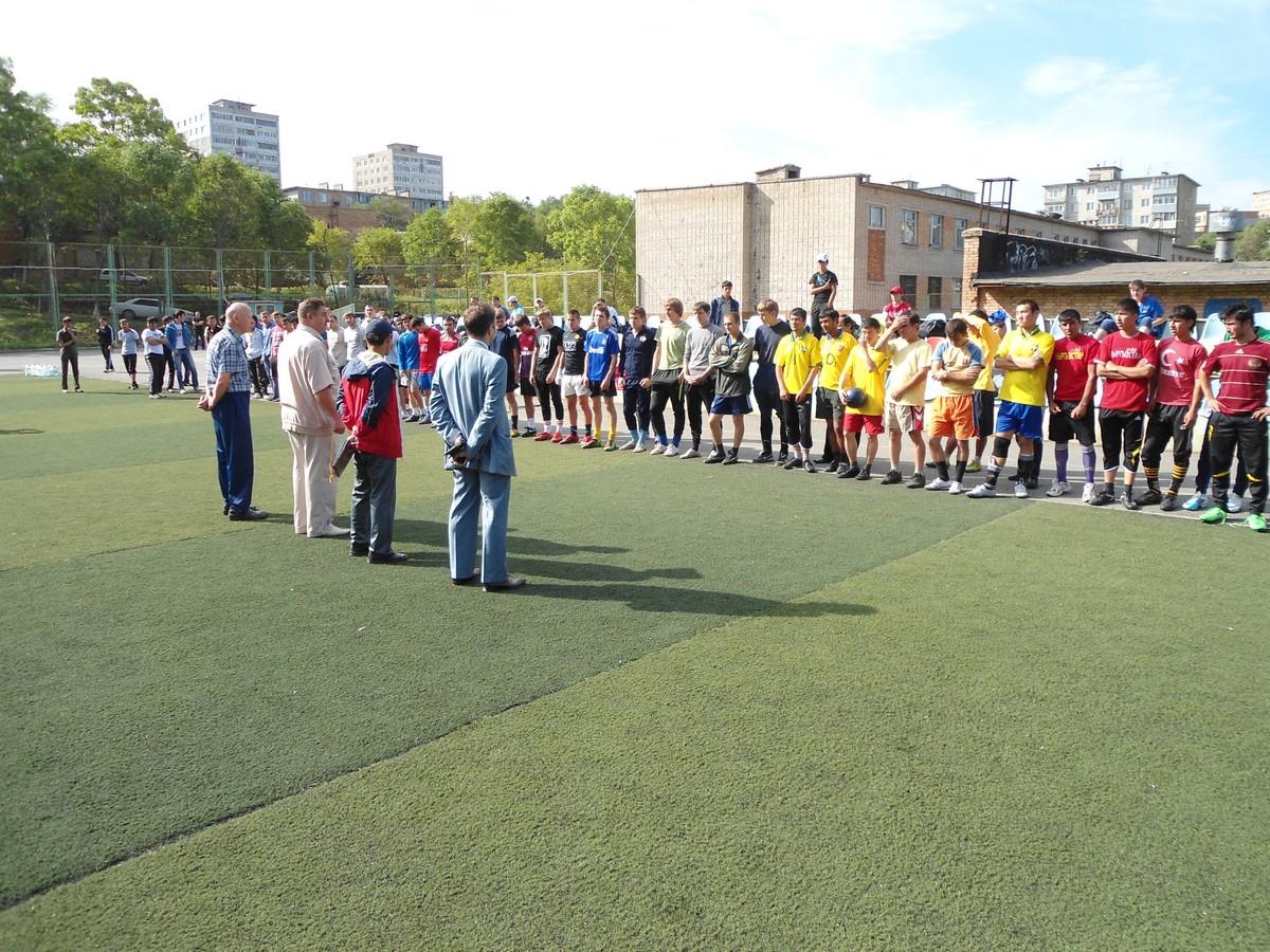 Фото футбол владивосток 6