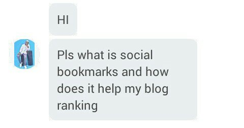 what is social bookmarking