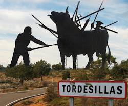 TORDESILLAS TORTURA TOROS.