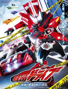 Kamen Rider Drive Siêu Nhân Điện Chiến Xa(2014)