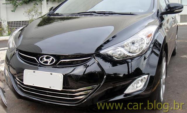Hyundai Elantra 2012 GLS 1.8L Automático - escultura fluida