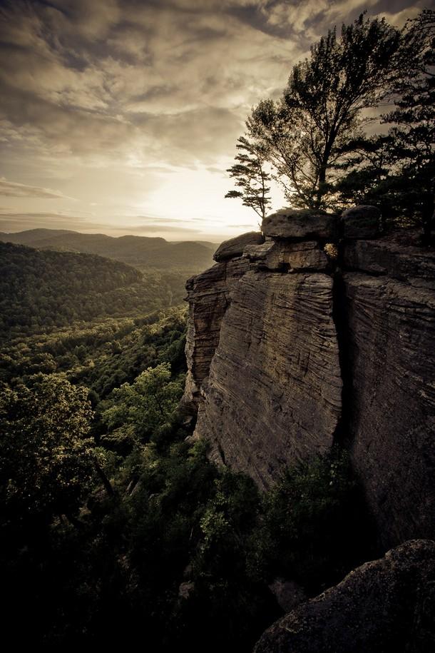 Kentucky Indian Fort Mountain, Berea