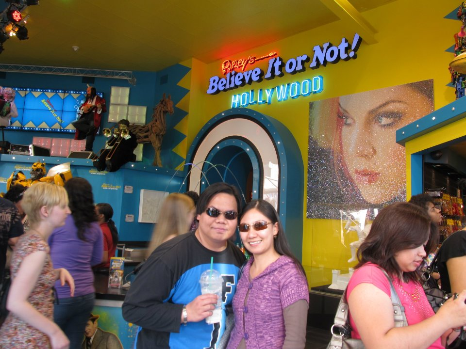 Hollywood Ripley's Believe it or Not