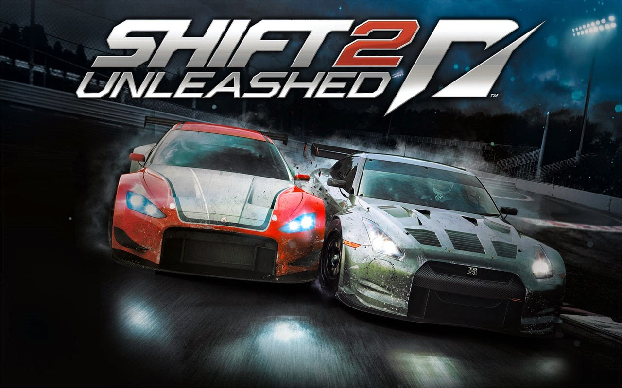 Need For Speed Shift 2 Unleashed Game