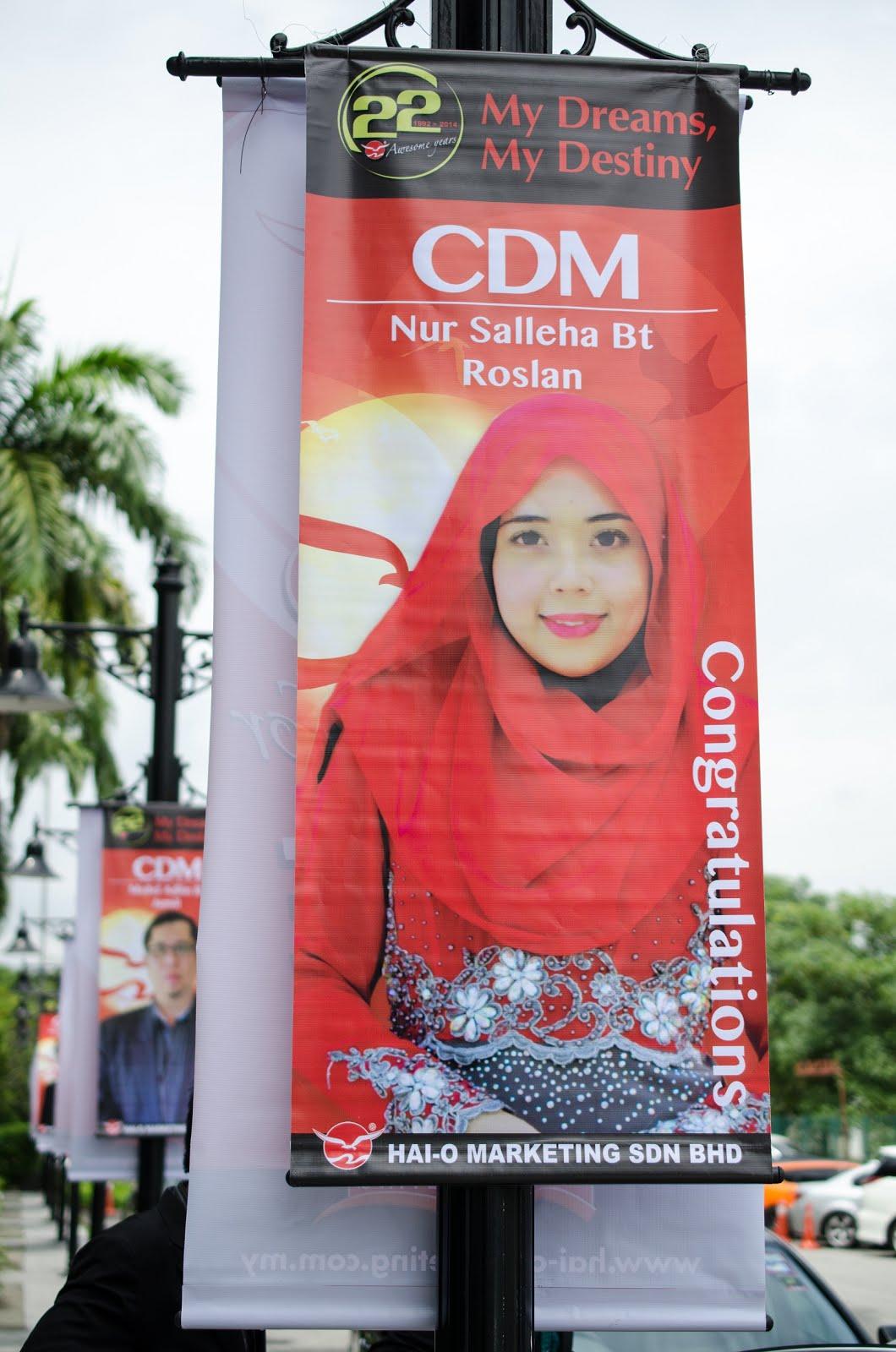 CDM Salleha Roslan