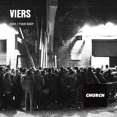 Discosafari - VIERS - 0002 / Your Body - Church