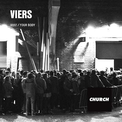Discosafari - VIERS - 0002 / Your Body - Church