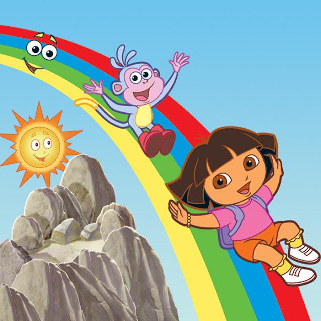 صور دورا روووعه Rainbow