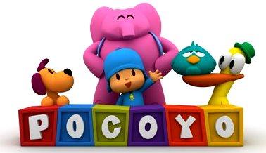 Imagen de Pocoyo y sus amigos