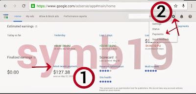 Cara  Mengetahui, Mendapatkan Nomor MCTN Google Adsanse