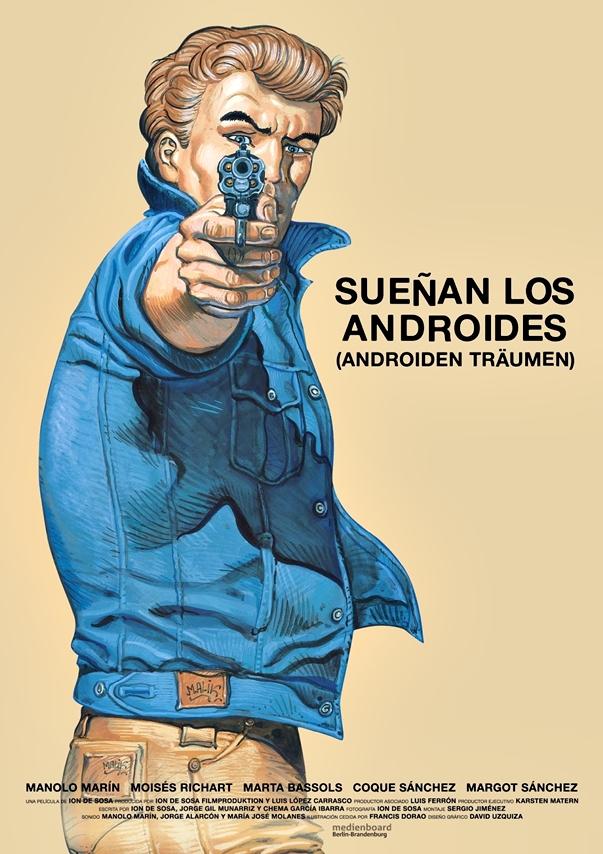 Póster: Sueñan los androides