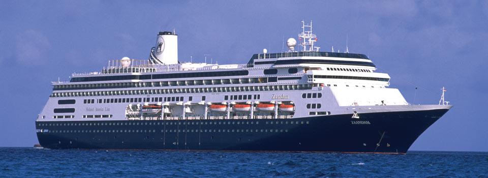 Zaandam Cruise Ship