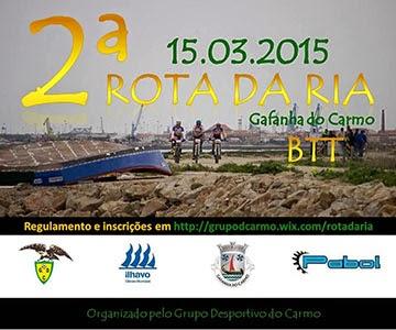 15MAR * GAFANHA DO CARMO