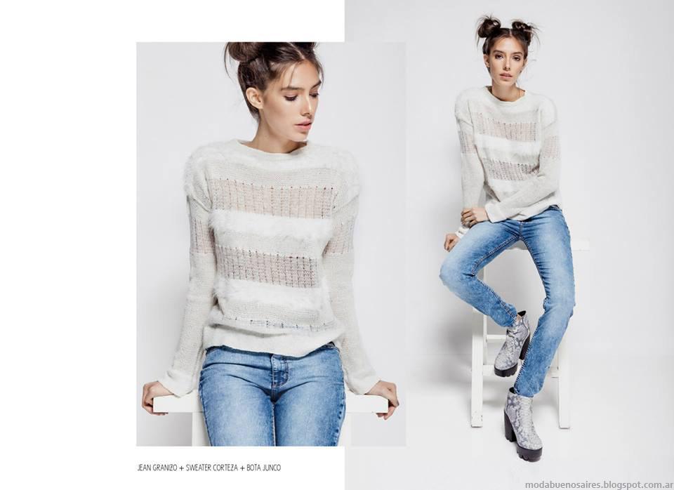 Sweaters otoño invierno 2015 La Cofradía.