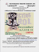 Rockaway Theatre Company presents - Inspecting Carol