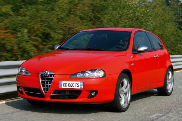2009-Alfa-Romeo-147-Exterior-front