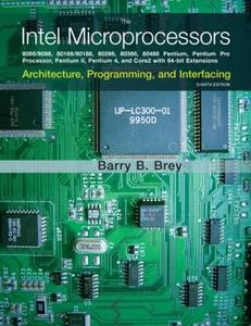 the intel microprocessors barry